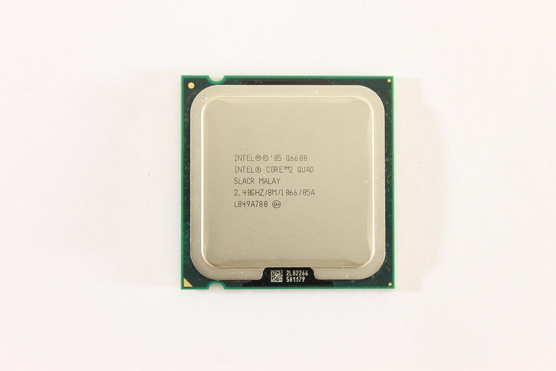 Intel 2.4 GHz Core 2 Quad CPU Processor HM679 Q6600 SLACR Dell XPS 720 710 Dimension 9200