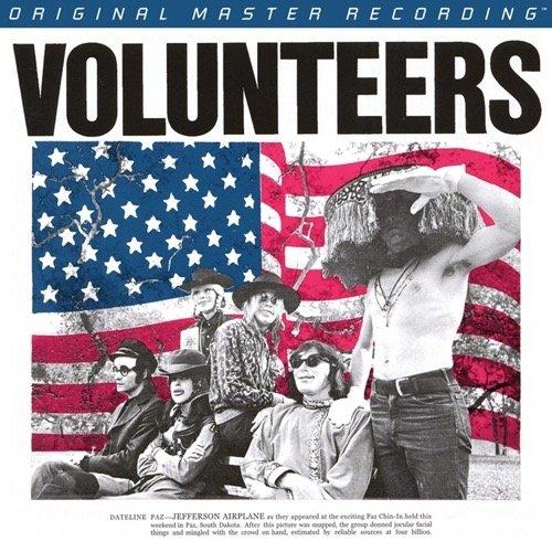 Volunteers: Limited Edition Hybrid SACD