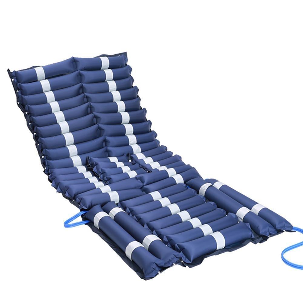 CUSHION Anti-Wundliegen Luftmatratze Automatisch Umdrehen Alten Luftmatratze Bedsore Aufblasbares Bett Zuhause Gelähmt Pflege Mit Luftpumpe PVC Wasserdicht Mit Das Loch Anti-Dekubitus