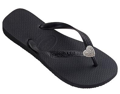 1110211d3ca1 Dini s HAVAIANAS Jeweled Flip Flops