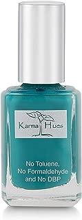 product image for Karma Organic Natural Nail Polish-Non-Toxic Nail Art, Vegan and Cruelty-Free Nail Paint (FLORIDA MORNINGS)