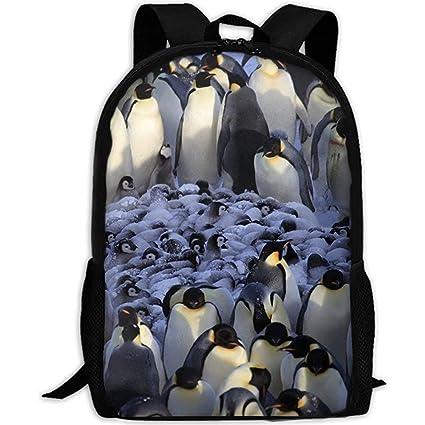 Mochila Portátil, Patrón De Pingüinos del Polo Sur Mochila De ...