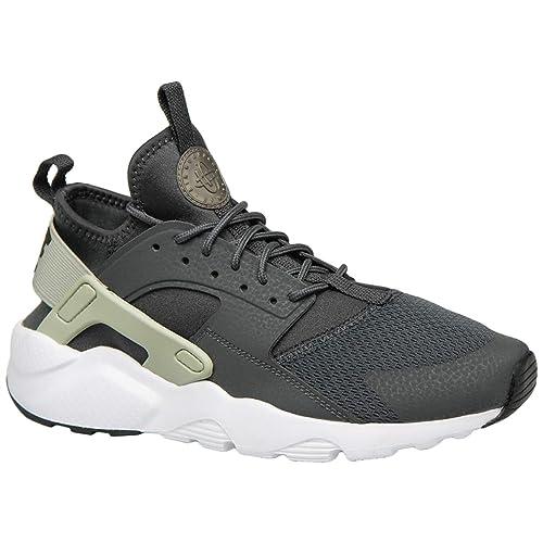 best website 8e45e aace5 Nike Women s Air Huarache Run Ultra Gs Track   Field Shoes Multicoloured  (Anthracite MTLC