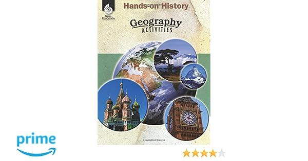 Amazon com: Hands-on History: Geography Activities – Teacher