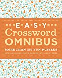 img - for Easy Crossword Omnibus: More than 250 Fun Puzzles book / textbook / text book