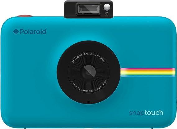 Polaroid Snap Touch - Cámara digital con impresión instantánea y ...