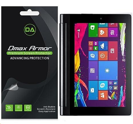 3-Pack] DMAX Armor- Lenovo Yoga Tablet 2 8 (antirreflectante ...