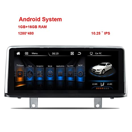 freeauto para BMW X1 F48 Android 10.25 pulgadas reproductor ...