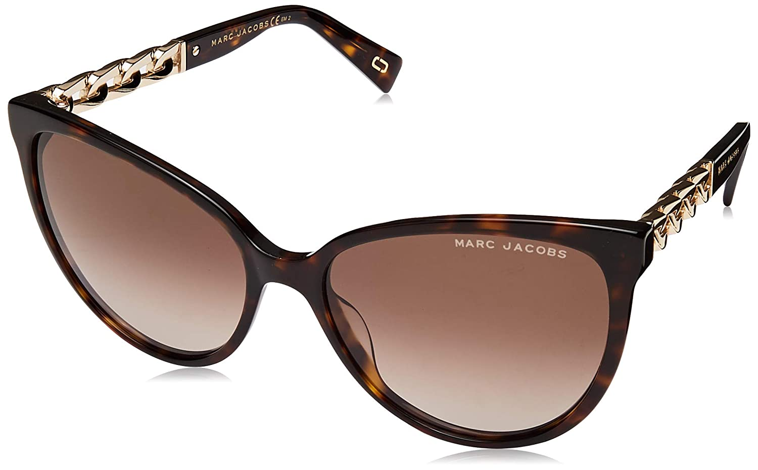 Amazon.com: Gafas de sol Marc Jacobs (MARC-333-S 086HA ...