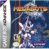 Medabots AX: Rokusho Version (Blue) - Game Boy Advance