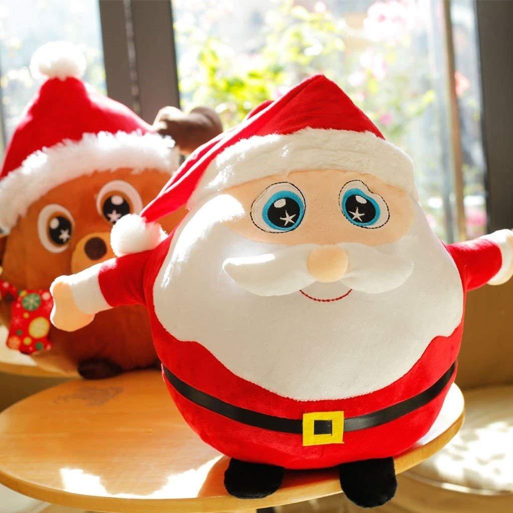 DAxixi DAxixi DAxixi Karikatur-Plüsch-Spielzeug Nettes Spielzeug Halten Kissen Home Office Nacht Sofa Kissen Weihnachtsdekoration 1387c7