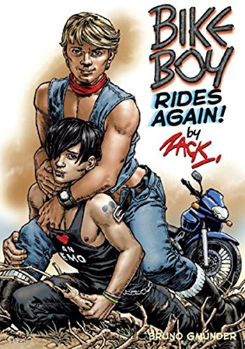 Bike Boy Rides Again by Bruno Gmuender