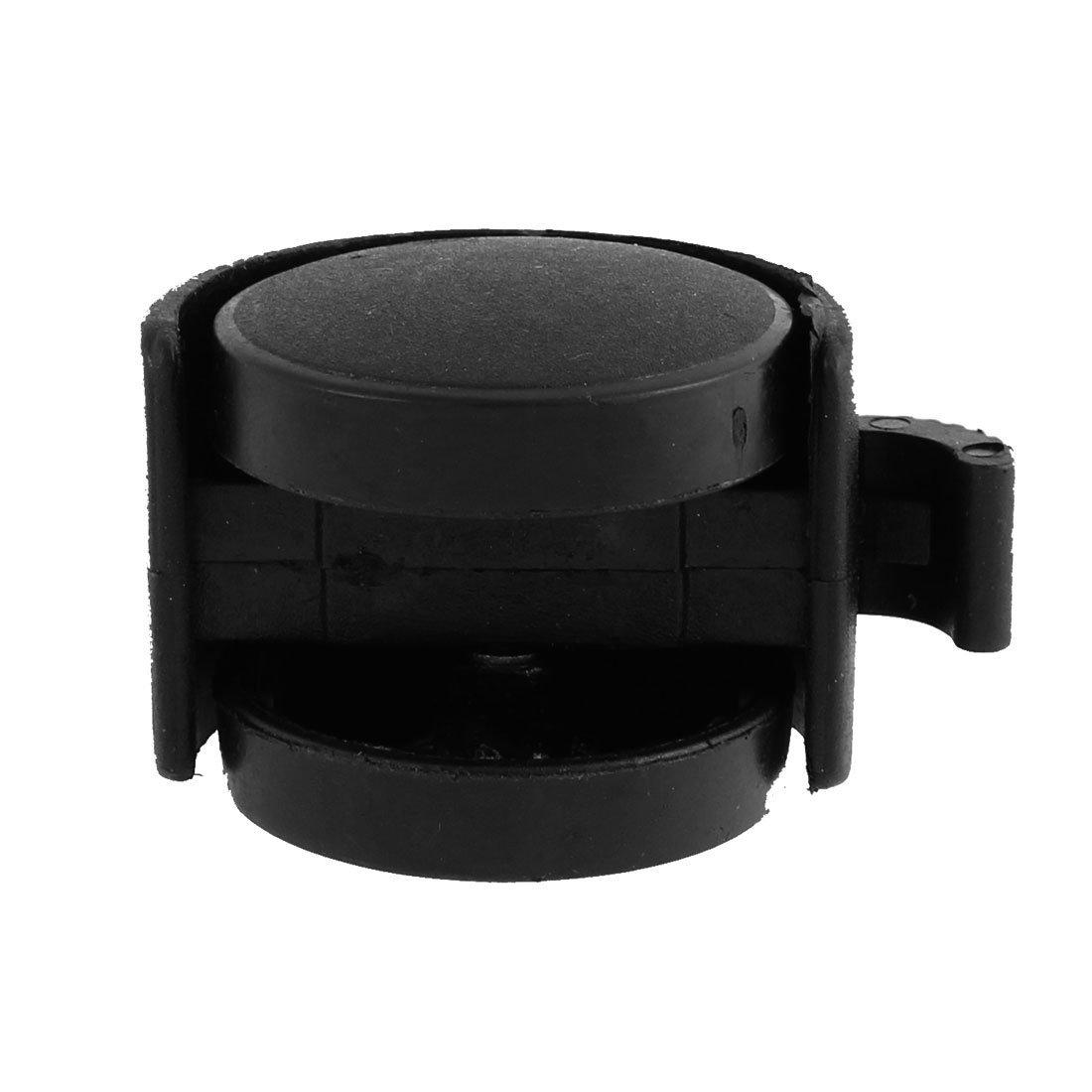 eDealMax 10mm rosca del vástago DE 1, 5 pulgadas de diámetro Freno Silla giratoria de ruedas 2 piezas: Amazon.com: Industrial & Scientific