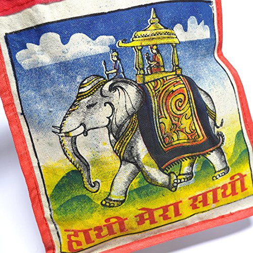 Fantastik–Borsa India mercato mini elefante 2018 Más Reciente 1wl4RGxLM