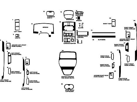 Fabulous Amazon Com Rvinyl Rdash Dash Kit Decal Trim For Dodge Machost Co Dining Chair Design Ideas Machostcouk