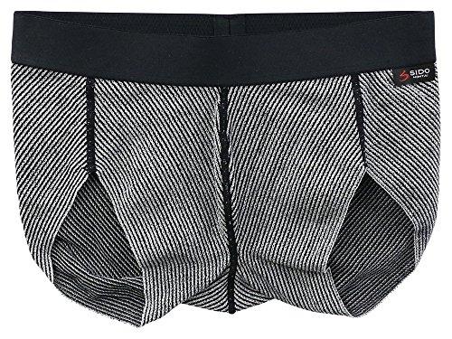 コンピューターゲームをプレイする信頼お誕生日SIDO(シドー) 包帯パンツ マラソンパンツ マタズレーヌ ブラック S(68~76cm) 1066