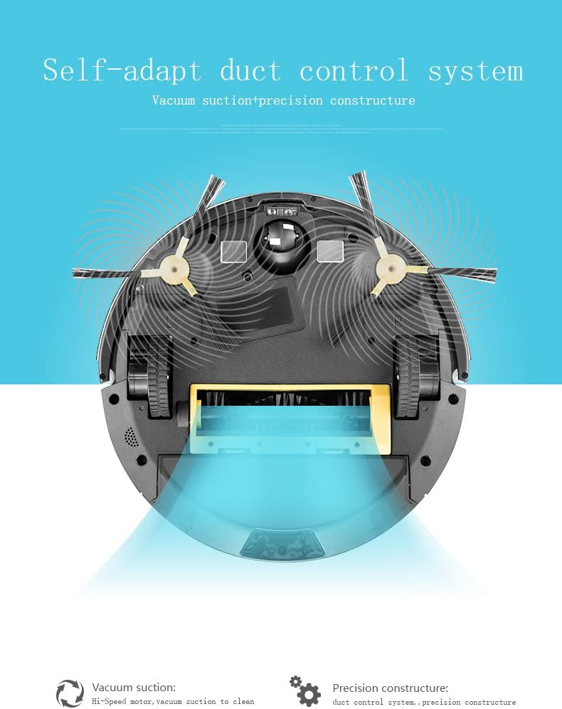 imass A3 Robot Aspirateur Robot Vacuum Télécommande auto
