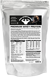 BSB Sport sfood BSB – PREMIUM proteína Whey Bolsa – Double ...