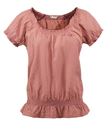 VAUDE Bluse Womens Syfarna Shirt - Camiseta morado