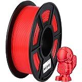ANYCUBIC 3Dプリンター用 高強度 PLA樹脂 高品質 高密度 環境保護 材料 フィラメント 純正【1.75mm 1kg】 (赤)