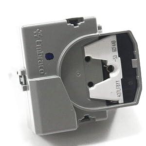 Ge WR08X10112 Refrigerator Compressor Start Relay Genuine Original Equipment Manufacturer (OEM) Part