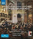 Missa Salisburgensis and other sacred works - Biber - Monteverdi [Blu-ray]