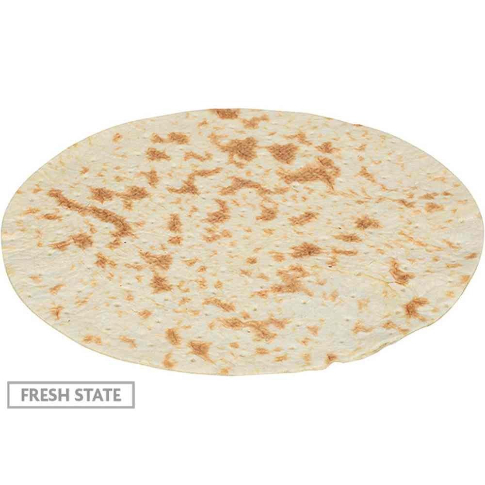 Tyson Thin No Edge Pizza Crust, 8.5 Ounce - 40 per case.