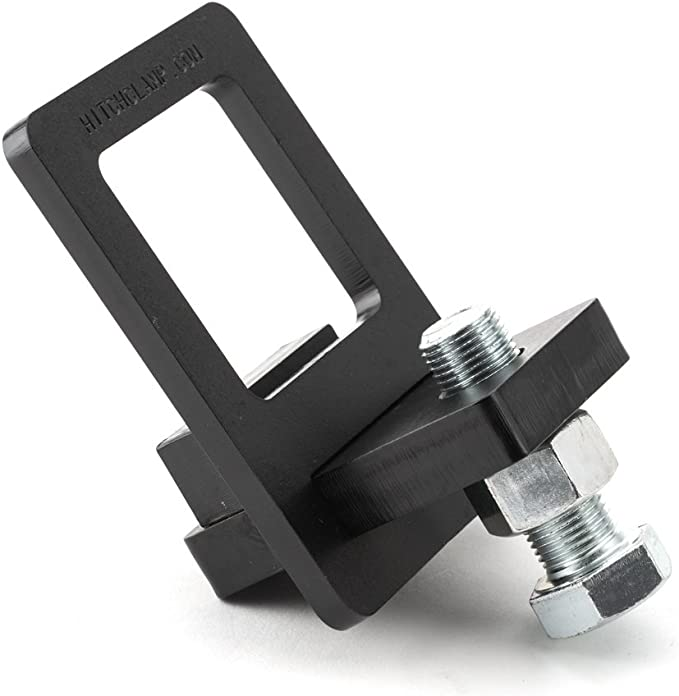 Hitch Clamp - Heavy Duty, 2 Inch - Made in The USA - Hitch Tightener, Anti Rattle Device