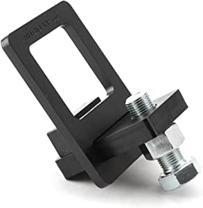 Hitch Clamp - Heavy Duty, 2 Inch - Made in The USA - Hitch Tightener, Anti Rattle Device, Receiver clamp