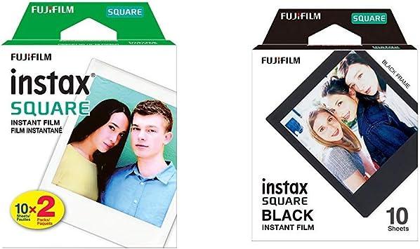 Fujifilm Instax Square Film 10 Exposures 16583652