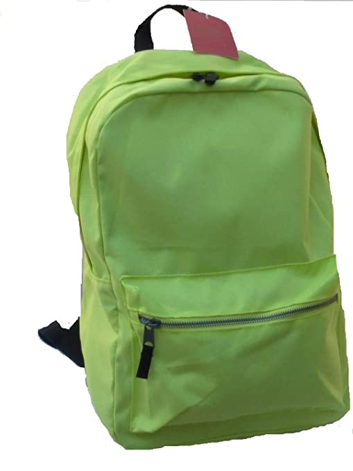 Amazon.com  Mossimo Women s Simple Dome Backpack - Lime Green Supply ... 53171ab38