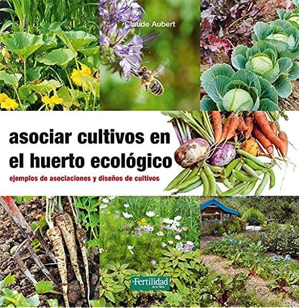 Plantas compañeras del huerto: guía de cultivos asociados: 16 ...