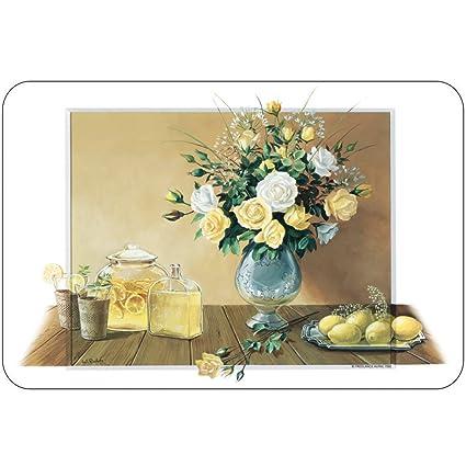 Buy Freelance PVC Transparent Table Mats Kitchen Dining Placemats Simple Freelance Kitchen Designer