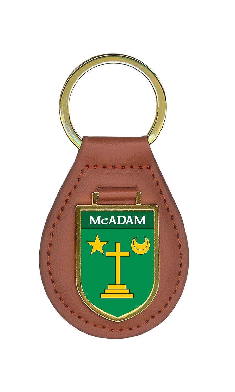 McAdam家紋キーチェーン 10 Key Rings ブラウン McAdam B01HDX2BGM  10 Key Rings