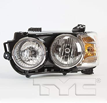 Headlight Assembly-NSF Certified Right TYC fits 12-16 Chevrolet Sonic