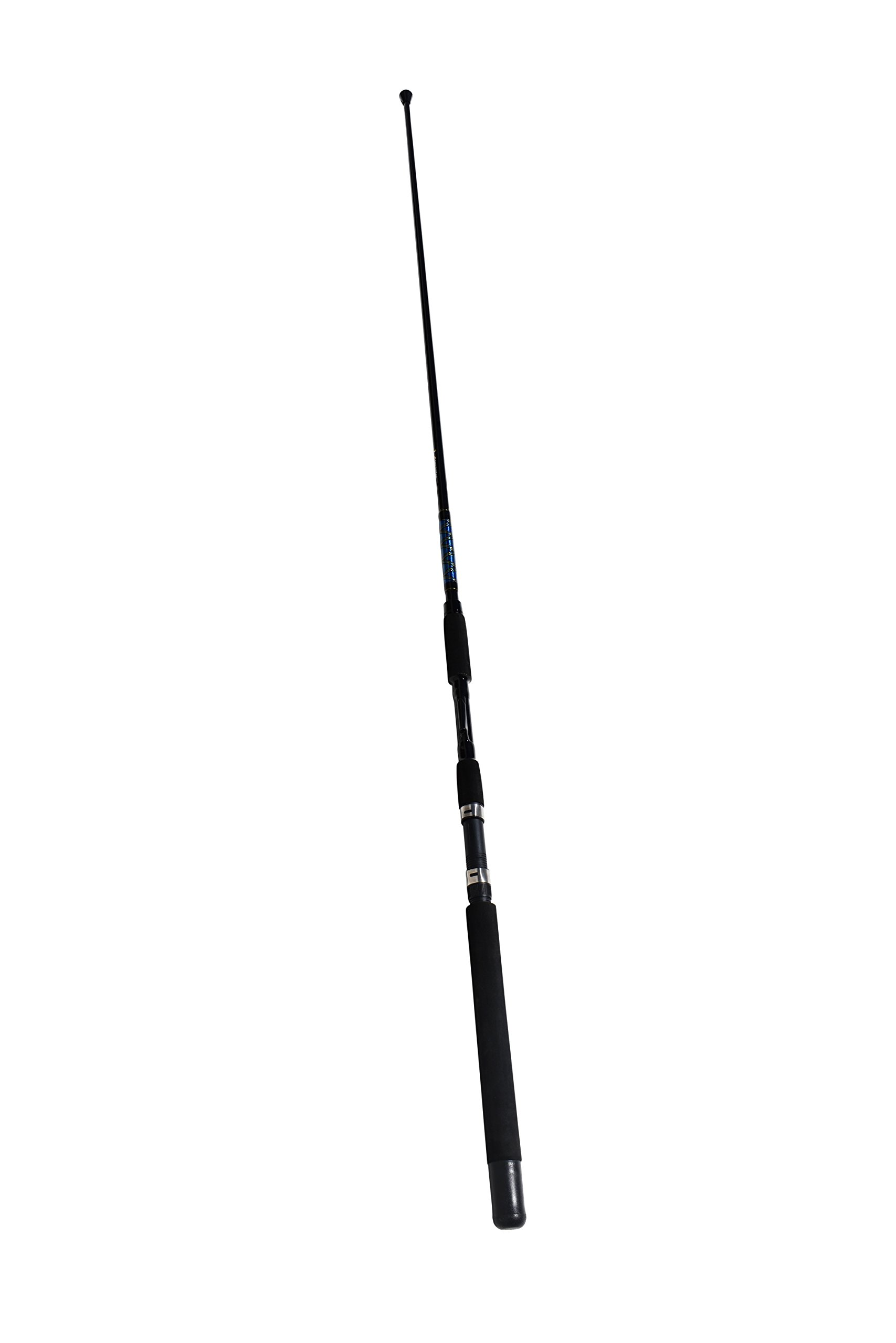 Sabiki Fishing Rod Bait Rod 7 Foot Long Saltwater Fishing Pole!!! by EAT MY TACKLE