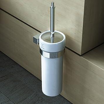 Einzigartig Design Toilettenbürste MMA707, Behälter aus Keramik, WC  OL34