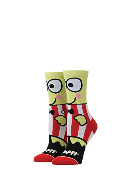 0f5a26ab9 Amazon.com: Stance Womens Keroppi (Toddler/Little Kid/Big Kid): Clothing