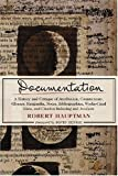 Documentation, Robert Hauptman, 0786433337