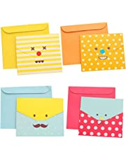 Creative Christmas Cards For Kids/Lovely Expression/Set Of 3/12 Piece