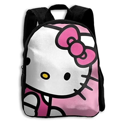 Image Unavailable. Image not available for. Color  CHLING Kids Backpack  Hello Kitty Print ... 4848093ec8be5