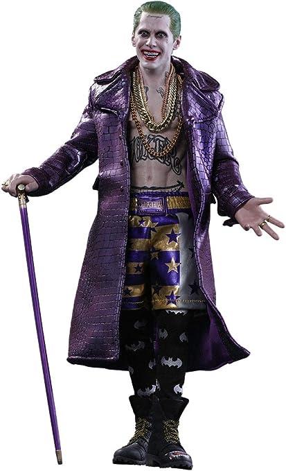 Hot Toys Suicide Squad Joker 4897011181912: Amazon.es: Juguetes y juegos