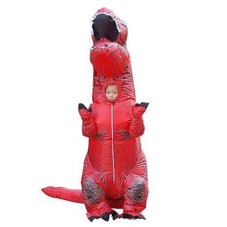Seogva T-Rex Disfraces de Dinosaurio inflables de Halloween ...