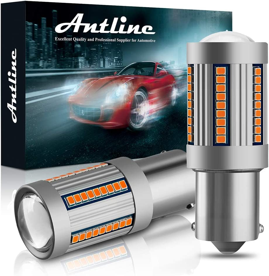 911 Signal T4 R65 4-LED Directional Warning Module Amber