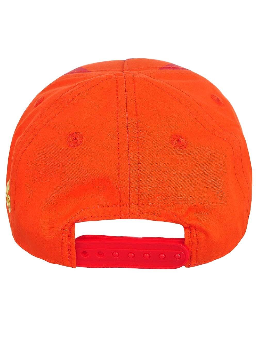 43ead3a72 Amazon.com: Nike Baby Boys' Snapback Cap (One Size) - max orange, 12 ...