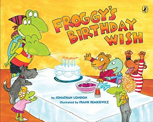 Froggys Birthday Wish