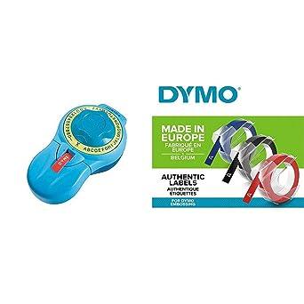 Dymo Junior Estampadora para Uso doméstico (Versión Española) + 3D ...