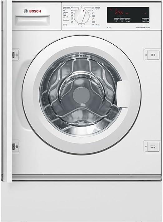Bosch WIW28300ES - Lavadora (Integrado, Carga frontal, Blanco ...