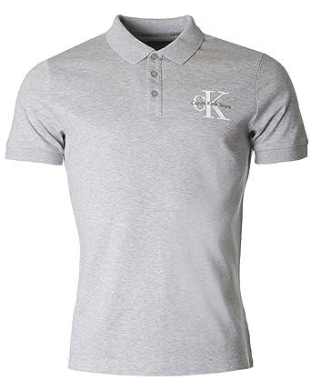 Calvin Klein Women s Polo Shirt  Amazon.co.uk  Clothing 94831d8e068