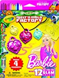 Crayola Melt N Mold Barbie Crayon Expansion Pack